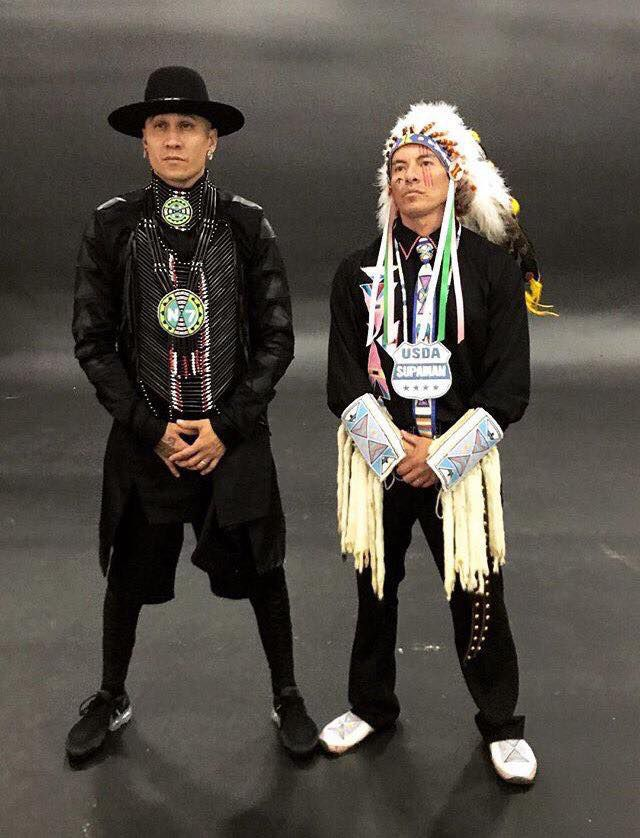 Supaman and Taboo