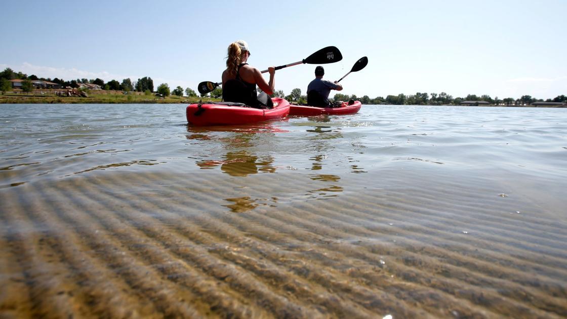 Lake Elmo's algae isn't toxic, officials say