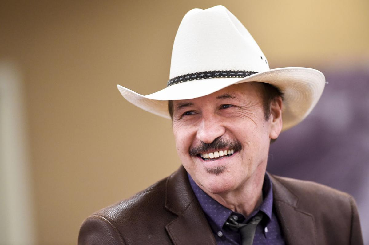 Rob Quist smiles during the Montana Democratic Party's special nominating convention