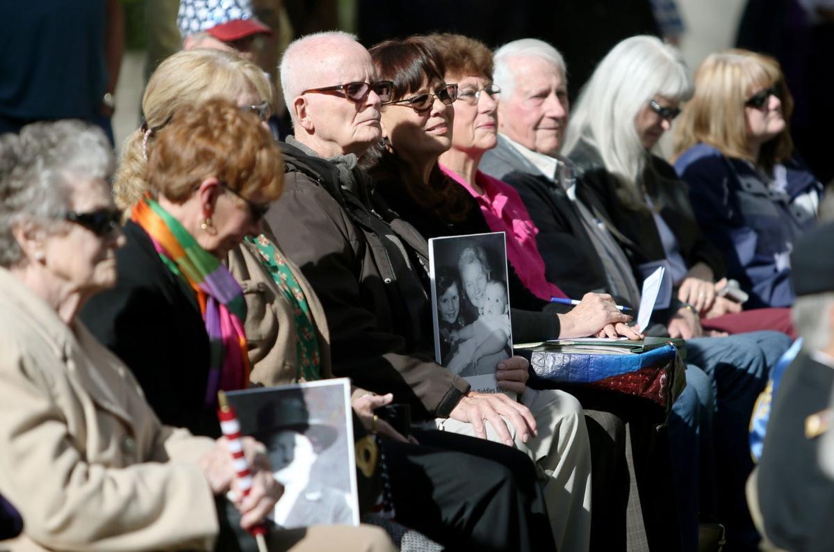 Families of World War I veterans