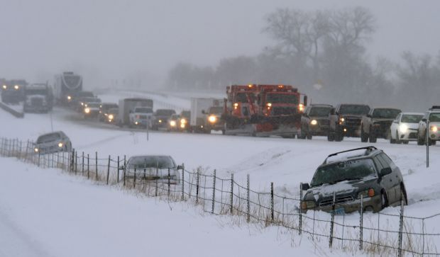 Snowy weather likely t...