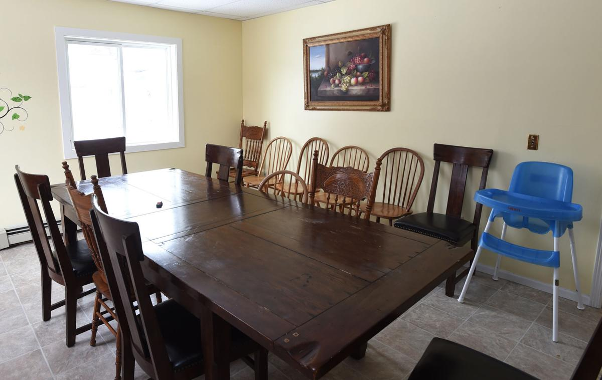 Hannah House dining room