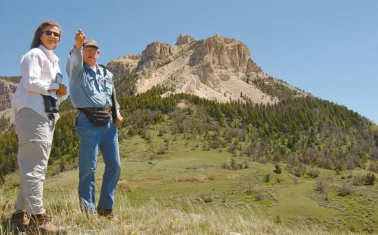 Heart Mountain holds special meaning for generations