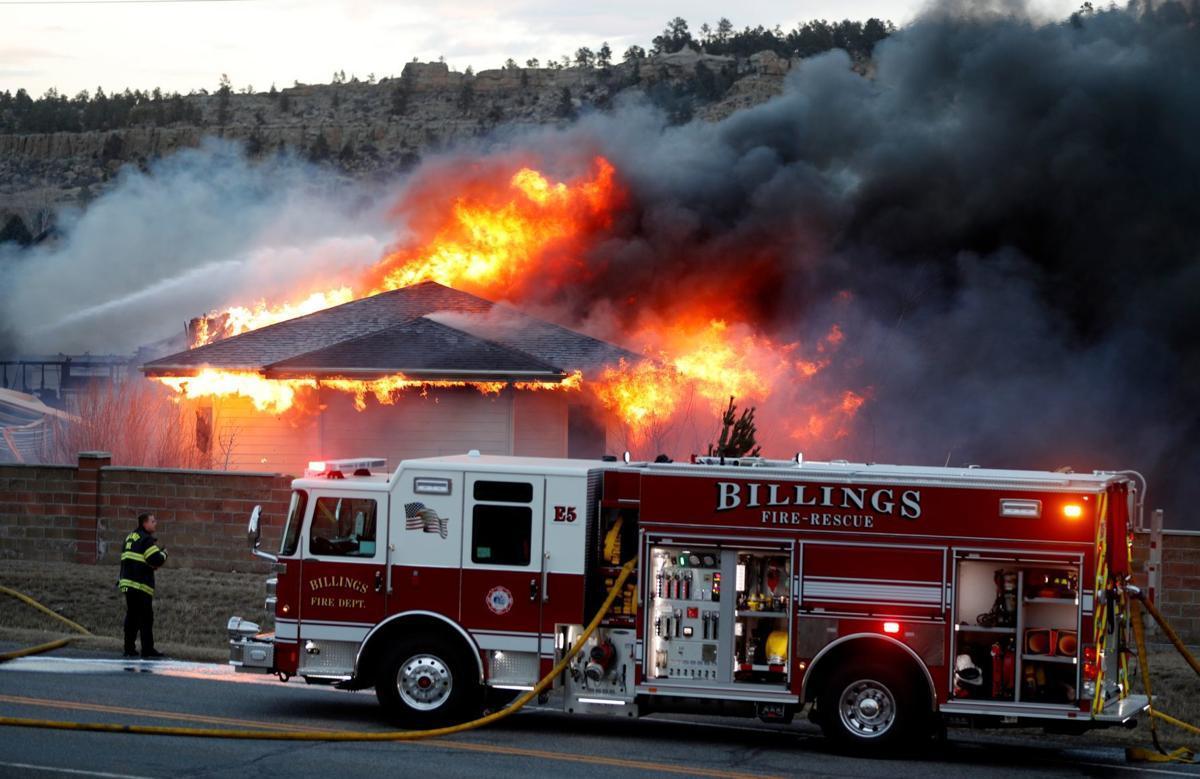 Dunlop Ave. fire