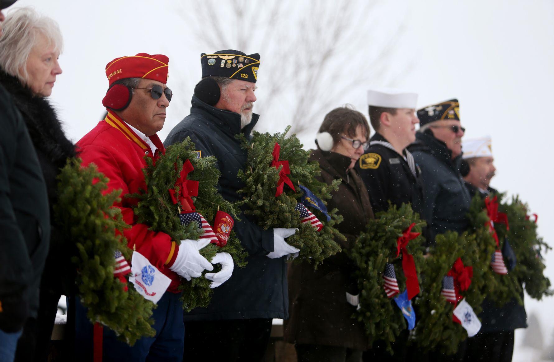 Yellowstone National Cemetery to host Wreaths Across America ceremony | Billings Gazette