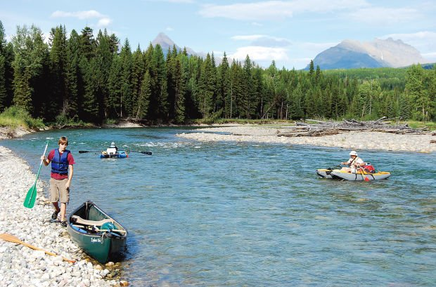 North Fork of the Flathead River