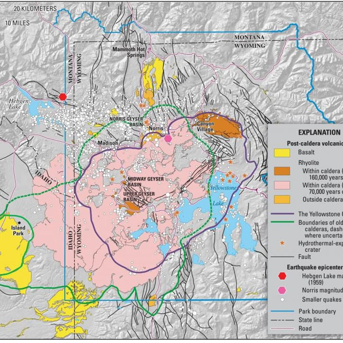 How do we know about the calderas in Yellowstone? | Outdoors ... Yellowstone Supervolcano Eruption Map on yellowstone volcano, ed dames safe zones map, united states volcanoes map, yellowstone state park wisconsin, yellowstone supervolcano volume, yellowstone eruption ash cloud map, yellowstone in early may, mt. rainier eruption map, yellowstone supervolcano size, yellowstone explosion, mount saint helens eruption map, yellowstone overdue to erupt, yellowstone caldera damage predictions, yellowstone about to erupt, active volcano united states map, yellowstone supervolcano radius, us national parks map, yellowstone eruption prediction map, volcano eruption map,