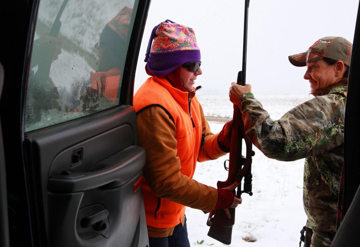 Women's Antelope Hunt