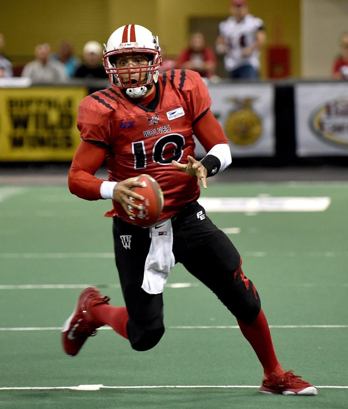 Quarterback Cory Murphy