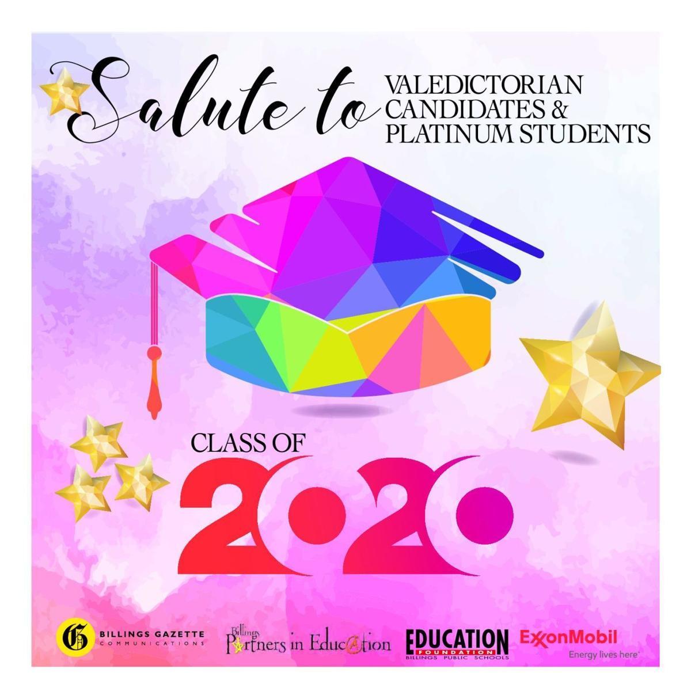 2020 Salute to Valedictorians
