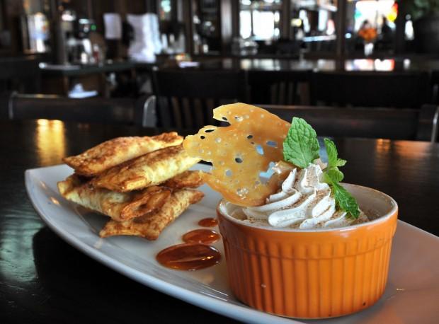 Dessert from Kerry Kaiser at Jake's