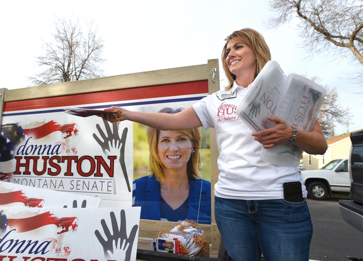 Huston campaign