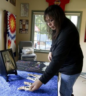 Navajo artist's beadwork featured at Rocky Mountain College Festival of Cultures