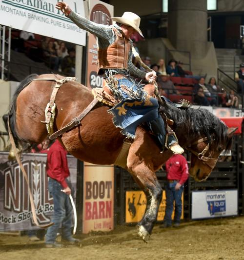 Jake Watson Rides Quot Working Girl Quot Rodeo News