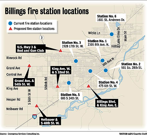 Report urges Fire Department growth