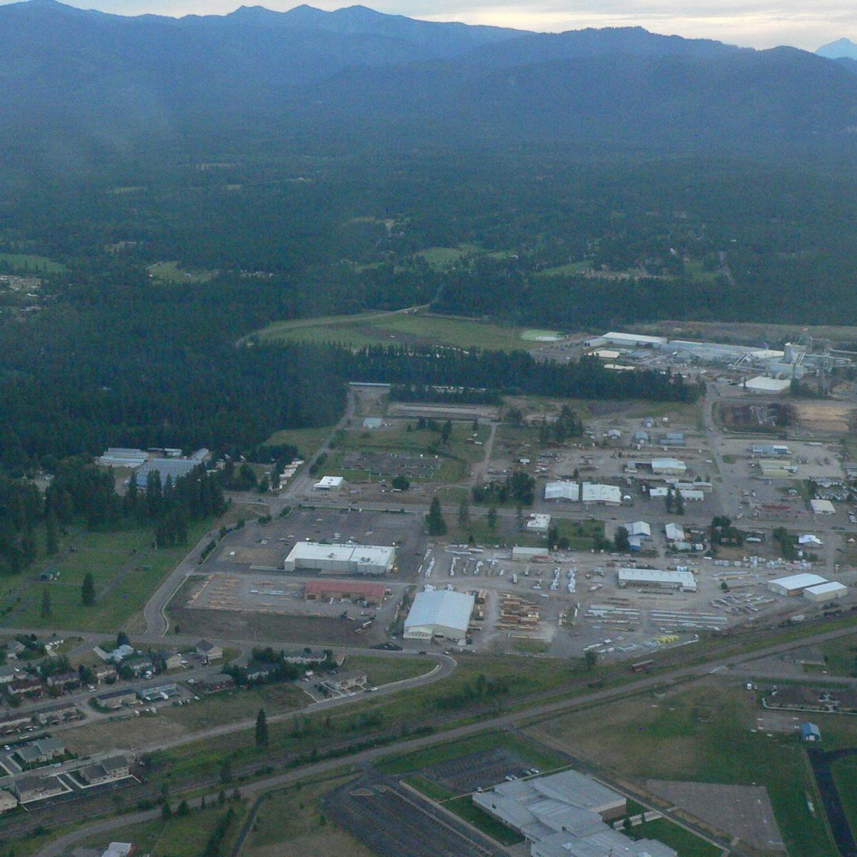 Weyerhaeuser to close all Columbia Falls lumber and plywood