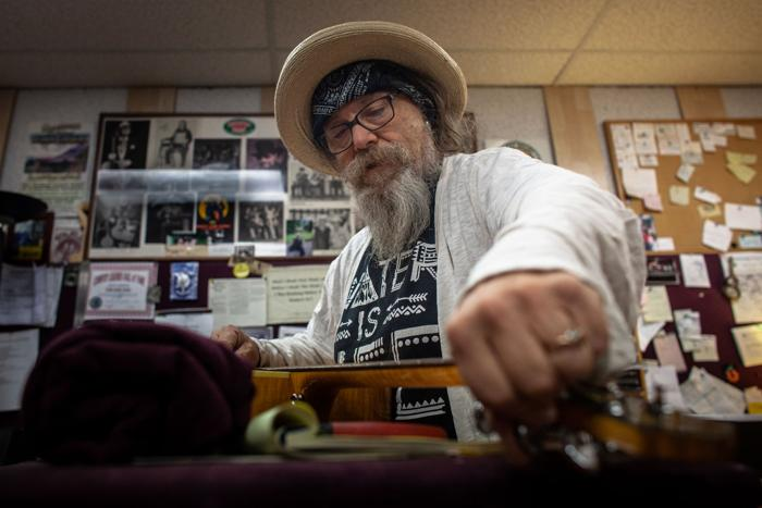 Song and celebration: Missoula luthier was at Woodstock in '69