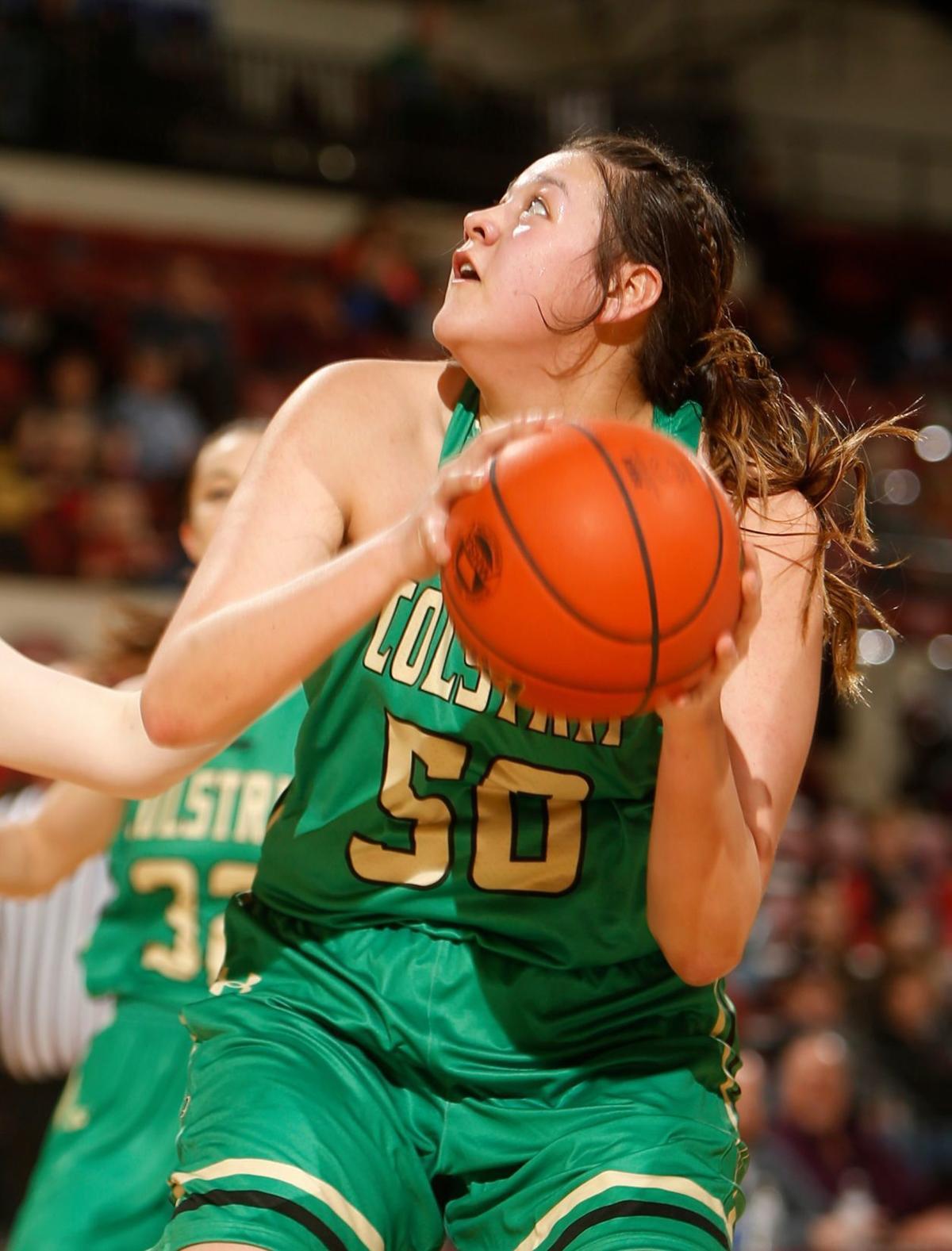 Colstrip vs Jefferson girls basketball