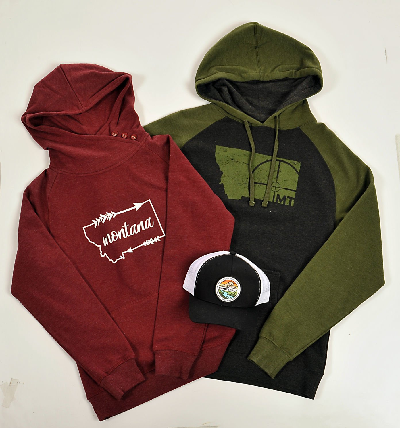 4-rth Limited Edition Crossover Fleece Hoodie