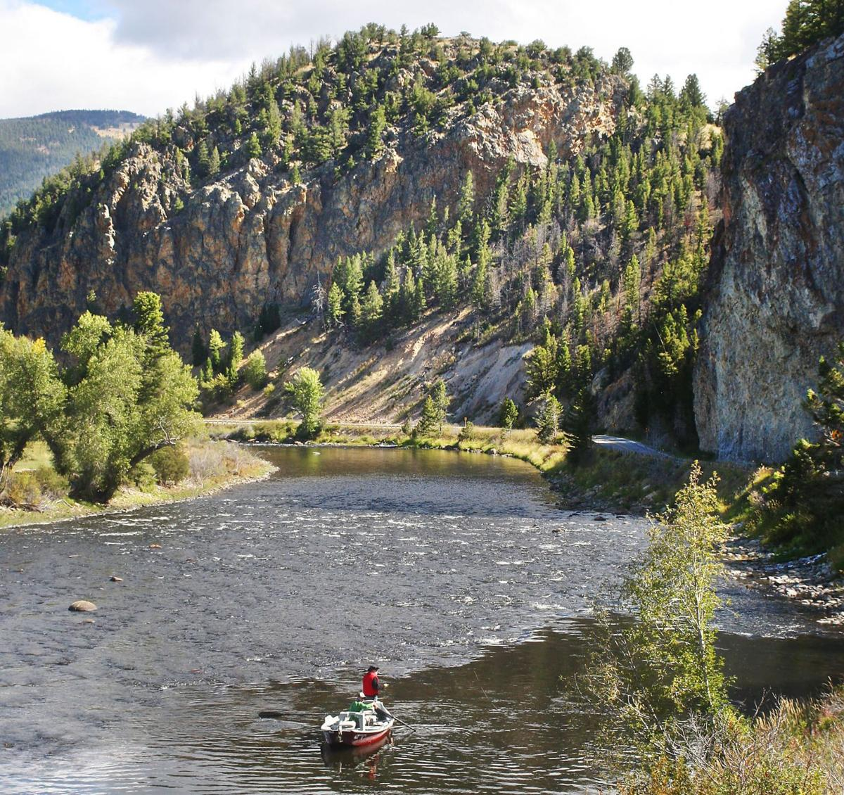 Outfitter challenges beaverhead big hole guiding rules for Beaverhead river fly fishing