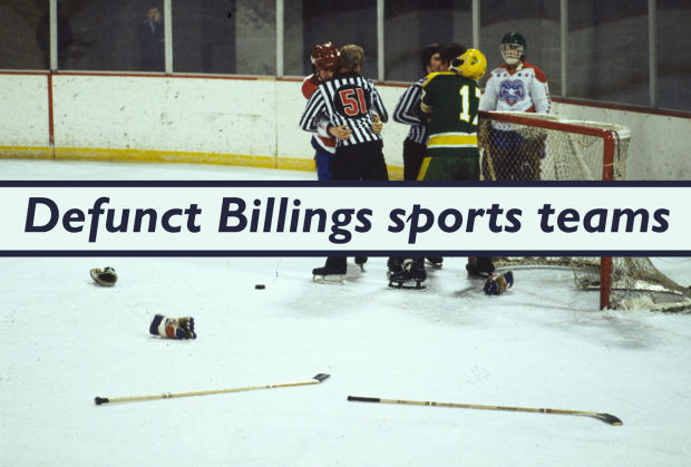 Billings sports teams of the past 40 years
