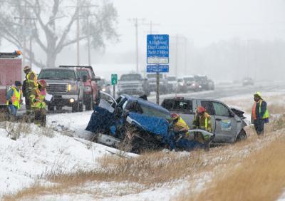 312 head-on collision