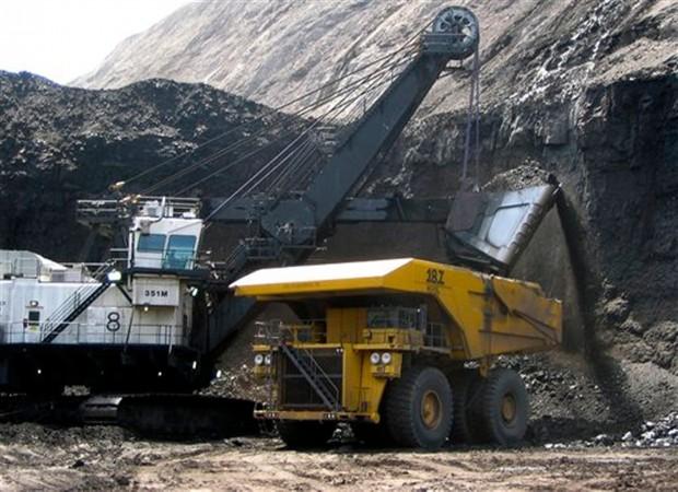 Coal exports grow
