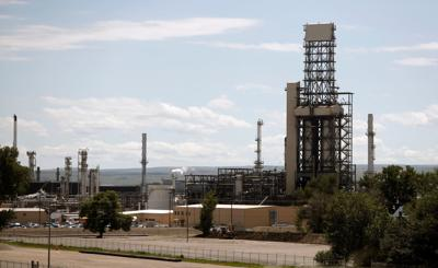 The CHS refinery