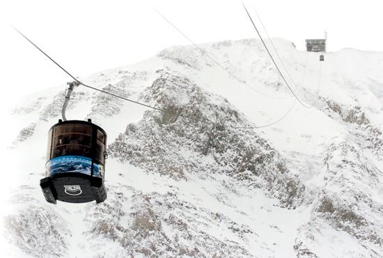 Big Sky's Lone Peak Tram celebrates 10 years of operation
