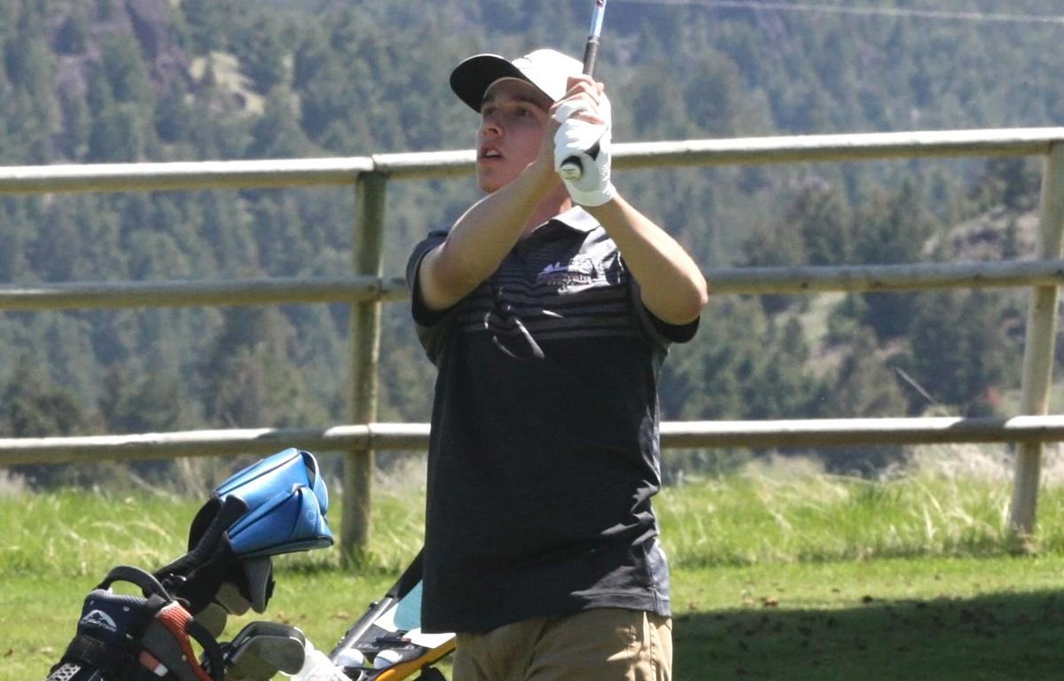 State C Golf - Caidin Hill