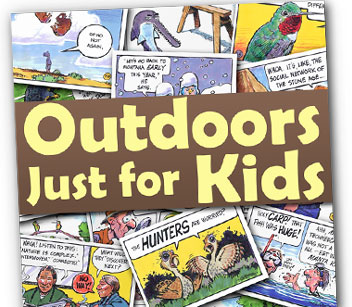 Outdoors for kids
