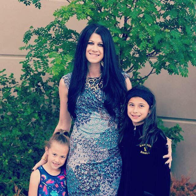Erica Kimble family