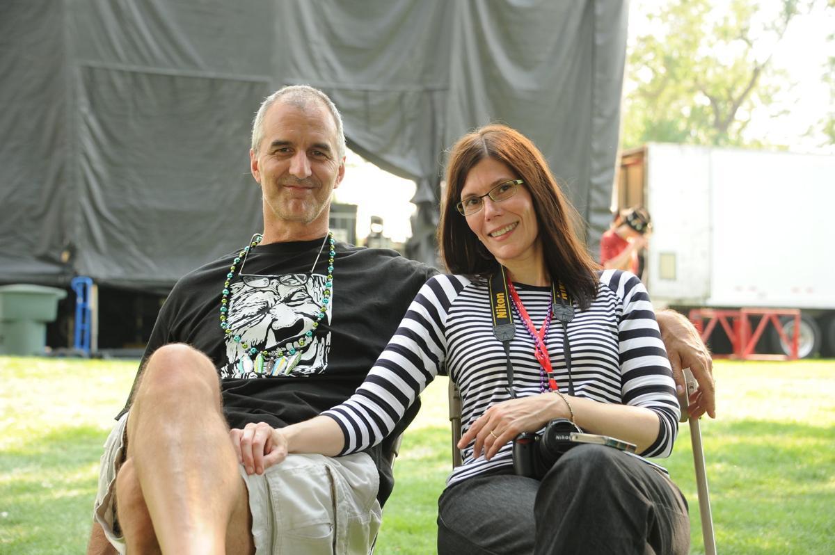 Tim and Pam Goodridge