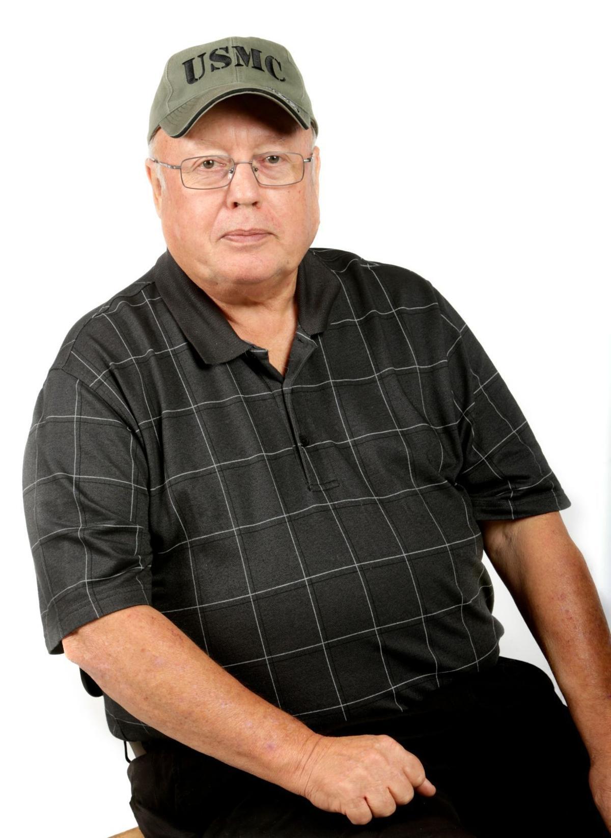 Vietnam veteran Ivory Robinson Jr.