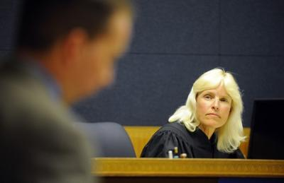 Judge Ingrid Gustafson