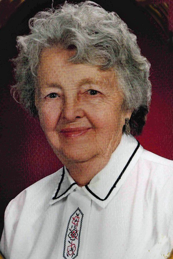 Leontina Margaret Whitbeck 'Smitty'