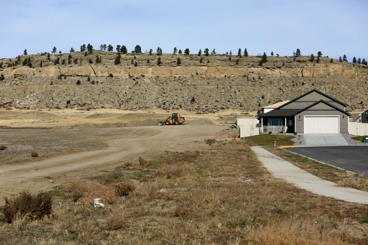 Copper Ridge subdivision