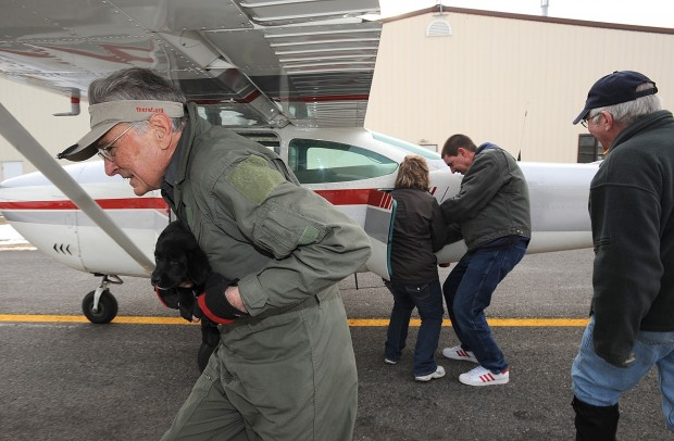 Pilot Jerry Cain