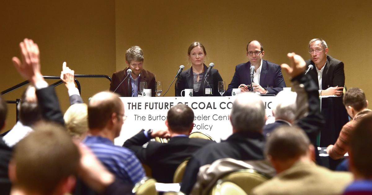 Coal conference questions