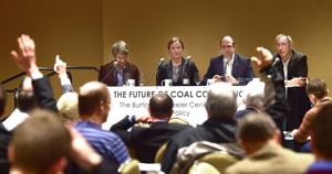 Coal's energy role is diminishing, and it's not going to bounce back in the U.S., panel says