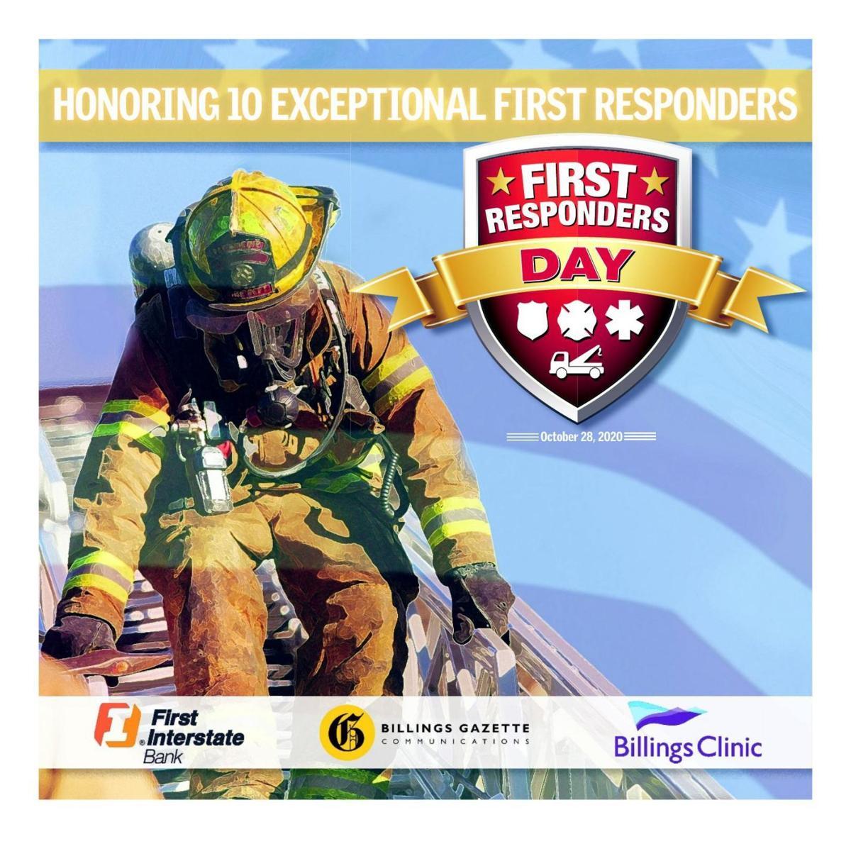 Honoring First Responders 2020