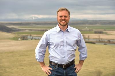 John Mues, Democratic U.S. Senate candidate