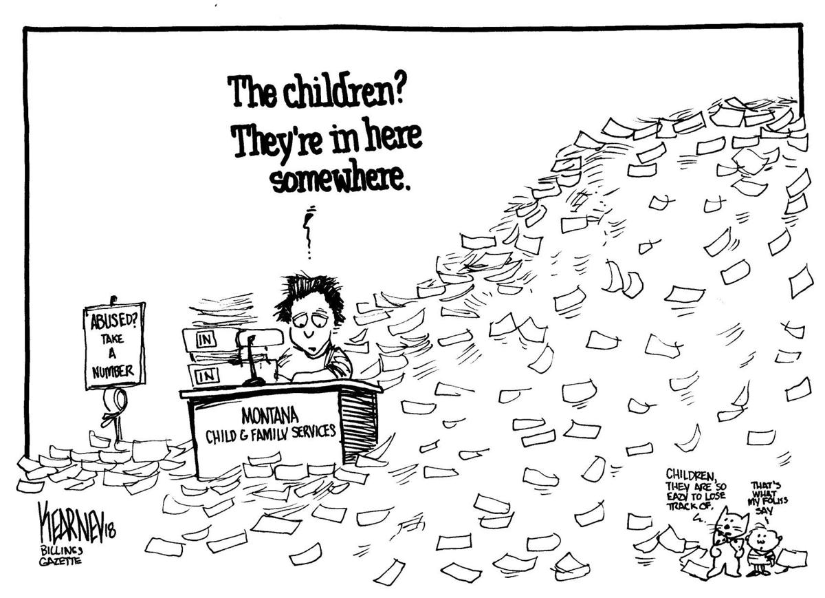 Neglected Kids Do Better With Earlier >> Gazette Opinion Focus On Yellowstone County S Neglected Kids
