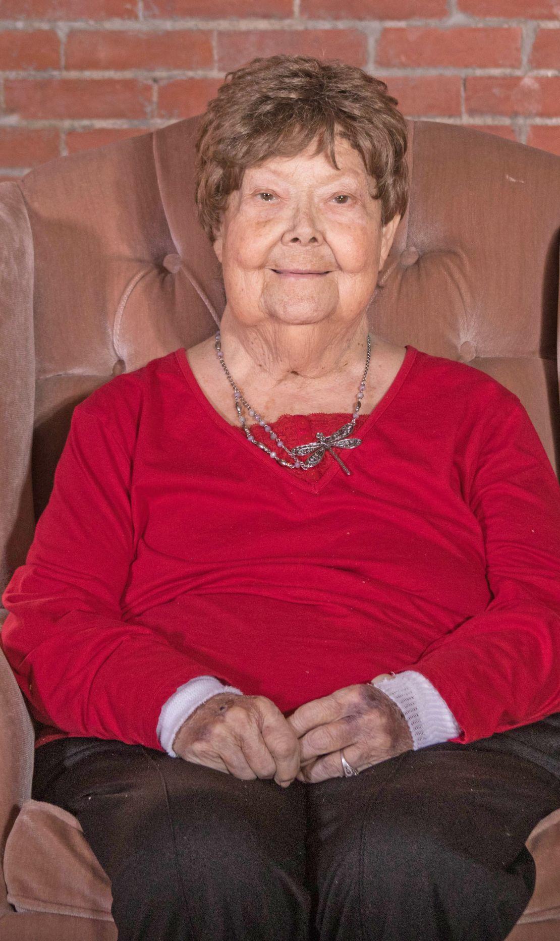 Mary Ann Hunder