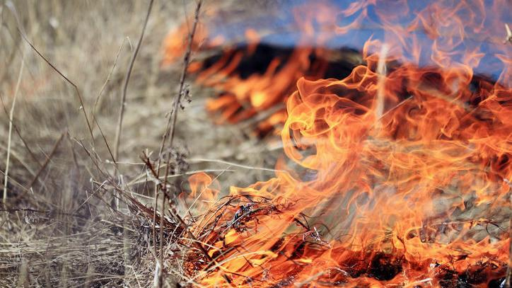 High fire risk in Yellowstone County; red flag warning issued
