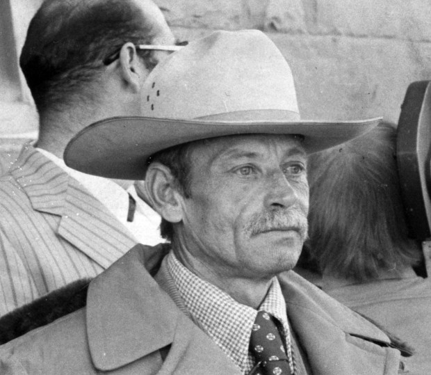 Film On Wyoming Lawman In The Works