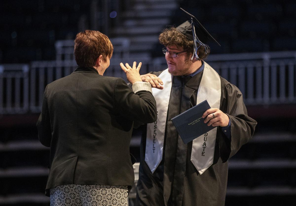 Roosevelt Graduation