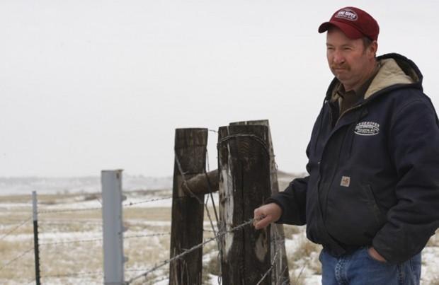 Wyoming Rancher Works To Restore Bitter Creek Wyoming