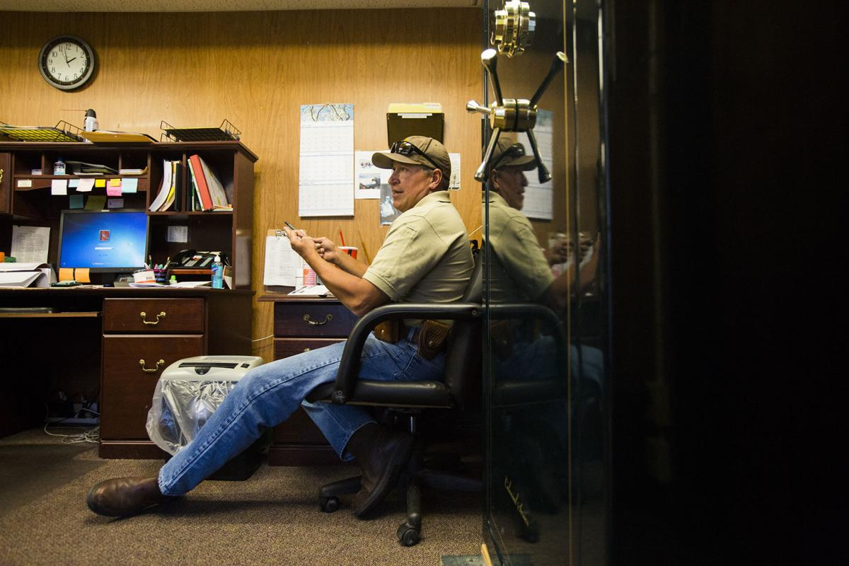 On wyoming 39 s wind river reservation eclipse planning is a for California fish and game jobs