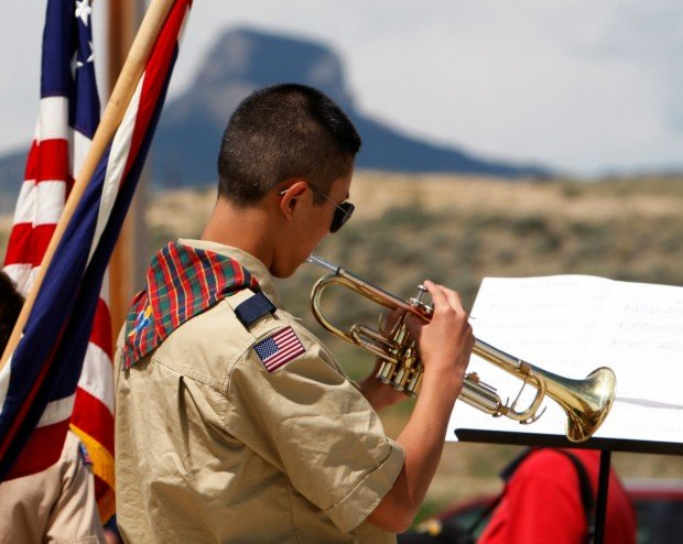 Matt The Scout Boy Credits Version 2: New Citizens Sworn In At 'a Place Of Hope'